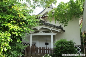 漢國(かんごう)神社(奈良市漢國町)29