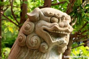 漢國(かんごう)神社(奈良市漢國町)36