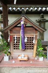 漢國(かんごう)神社(奈良市漢國町)12