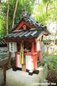 漢國(かんごう)神社(奈良市漢國町)18