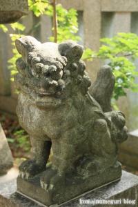 漢國(かんごう)神社(奈良市漢國町)21