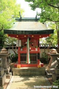 漢國(かんごう)神社(奈良市漢國町)25
