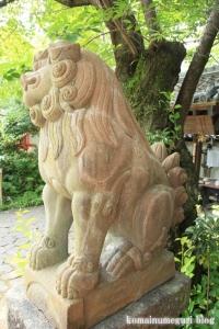 漢國(かんごう)神社(奈良市漢國町)35