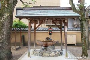 卒川(いさがわ)神社(奈良市本子守町)5