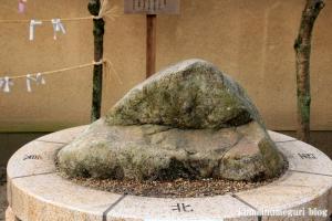 卒川(いさがわ)神社(奈良市本子守町)6