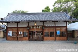 卒川(いさがわ)神社(奈良市本子守町)9