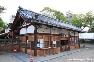 卒川(いさがわ)神社(奈良市本子守町)10