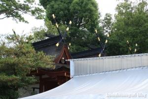 卒川(いさがわ)神社(奈良市本子守町)11