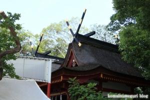 卒川(いさがわ)神社(奈良市本子守町)12