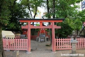 卒川(いさがわ)神社(奈良市本子守町)13