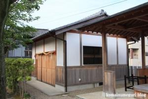 卒川(いさがわ)神社(奈良市本子守町)22