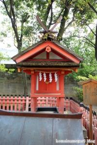 卒川(いさがわ)神社(奈良市本子守町)15