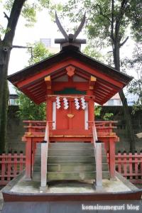 卒川(いさがわ)神社(奈良市本子守町)17