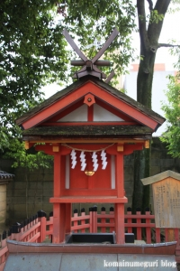 卒川(いさがわ)神社(奈良市本子守町)19