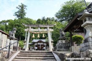 十二柱神社(桜井市出雲)5