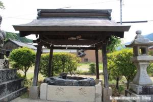 十二柱神社(桜井市出雲)6