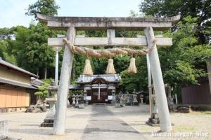 十二柱神社(桜井市出雲)7