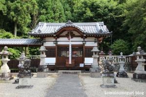 十二柱神社(桜井市出雲)16