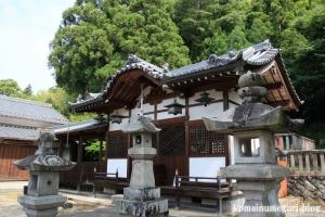 十二柱神社(桜井市出雲)28