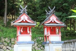 十二柱神社(桜井市出雲)32