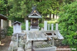 十二柱神社(桜井市出雲)33
