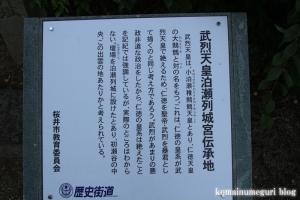 十二柱神社(桜井市出雲)40