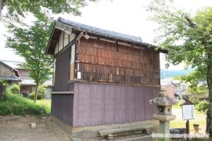 十二柱神社(桜井市出雲)44
