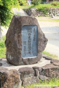 十二柱神社(桜井市出雲)3