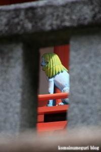 十二柱神社(桜井市出雲)30