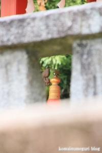 十二柱神社(桜井市出雲)31
