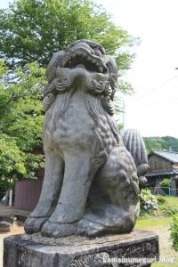 十二柱神社(桜井市出雲)9