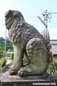 十二柱神社(桜井市出雲)14