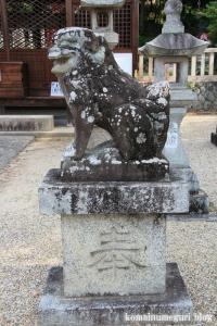 十二柱神社(桜井市出雲)18