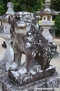 十二柱神社(桜井市出雲)19