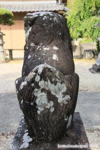 十二柱神社(桜井市出雲)21