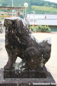 十二柱神社(桜井市出雲)24