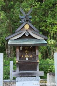 十二柱神社(桜井市出雲)34