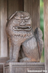 十二柱神社(桜井市出雲)36