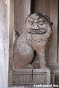 十二柱神社(桜井市出雲)37