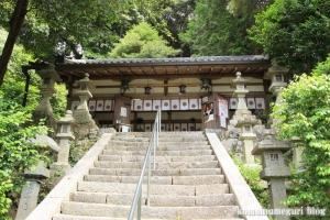 玉列(たまつら)神社(桜井市慈恩寺)12