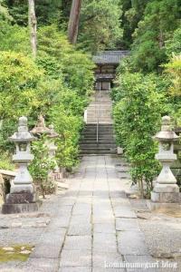 玉列(たまつら)神社(桜井市慈恩寺)7
