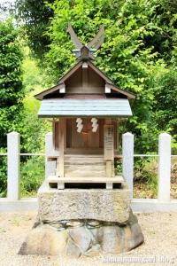玉列(たまつら)神社(桜井市慈恩寺)9