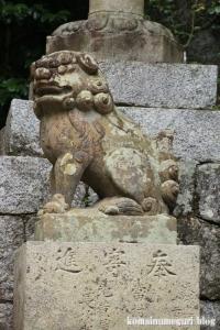 玉列(たまつら)神社(桜井市慈恩寺)13