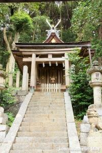 玉列(たまつら)神社(桜井市慈恩寺)15
