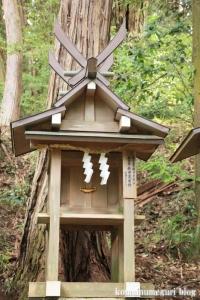 玉列(たまつら)神社(桜井市慈恩寺)18