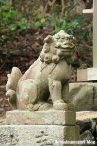 玉列(たまつら)神社(桜井市慈恩寺)21