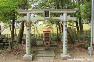 宗像神社(桜井市外山)6