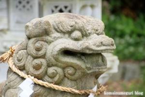 宗像神社(桜井市外山)44
