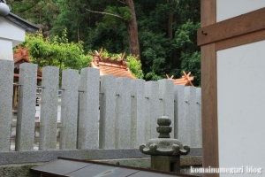 宗像神社(桜井市外山)53