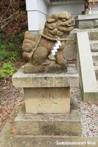 宗像神社(桜井市外山)16